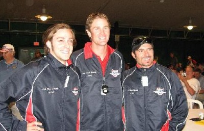 2009 Last Row Party drivers
