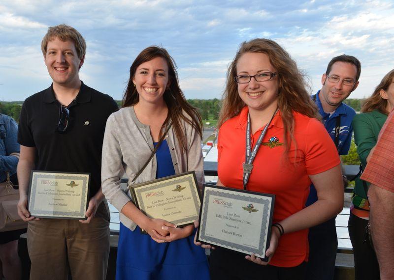 IPCF -- LRP 2014 student winners
